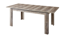 Jídelní rozkládací stůl RIVER 20 H2 RR 01_rozložený na 200 cm_šikmý pohled_obr. 39