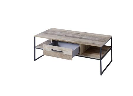 Konferenční stůl RIVER 20 H2 RR 02_šikmý pohled_otevřený_obr. 44