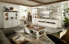 Obývací a jídelní nábytek TOULON_ sestava 40 94 UV 86 + highboard 22 +  konferenční stůl 20 94 UV 02_ obr. 02