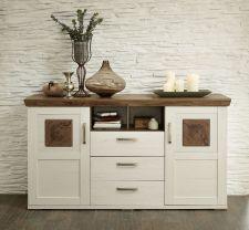 Obývací a jídelní nábytek TOULON_ sideboard 40 94 UV 21_ čelní pohled_ obr. 15
