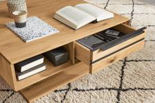 Obývací a jídelní nábytek VALERO_ konferenční stůl_ detail provedení_ obr. 7