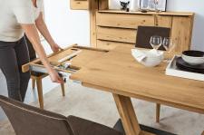 Obývací a jídelní nábytek VALERO_ jídelní stůl s výsuvnou funkcí_ fáze 1_  obr. 10