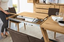 Obývací a jídelní nábytek VALERO_ jídelní stůl s výsuvnou funkcí_ fáze 4_  obr. 13