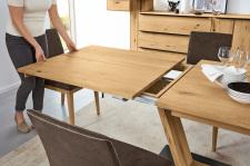 Obývací a jídelní nábytek VALERO_ jídelní stůl s výsuvnou funkcí_ fáze 5_  obr. 14