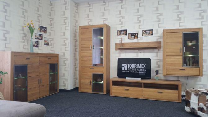 Obývací sestava + highboard OPAL