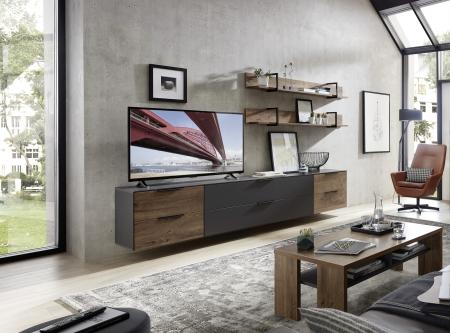 Obývací nábytek MOONLIGHT gv_alternativní TV sestava C_obr. 10
