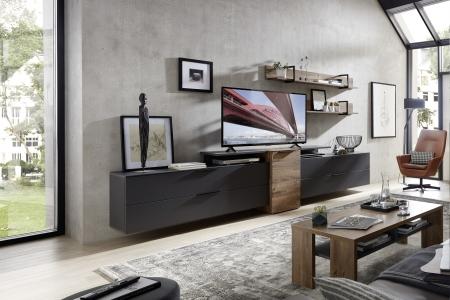 Obývací nábytek MOONLIGHT gv_alternativní TV sestava D_obr. 11