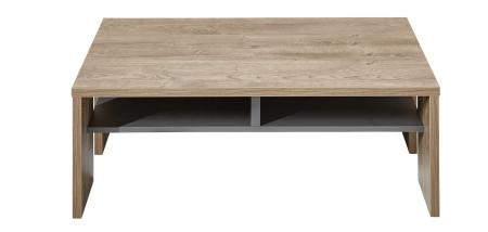 Konferenční stůl MOONLIGHT 20 H9 GV 02_čelní pohled_obr. 46