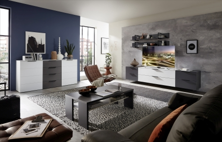 Obývací sestava MOONLIGHT 10 H9 WG 85 + sideboard 20 + konferenční stůl 20 H9 WG 02_obr. 7