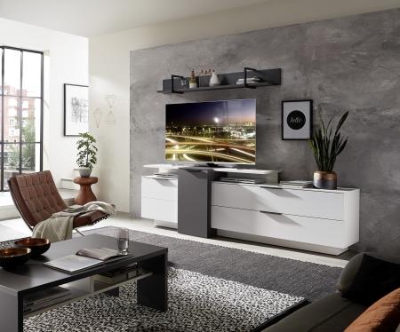 Obývací nábytek MOONLIGHT wg_alternativní TV sestava B_obr. 11