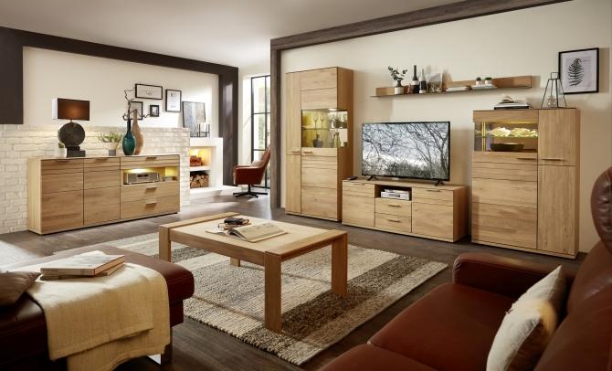 Obývací sestava a sideboard ACHAT+