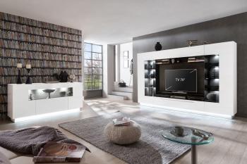 Obývací stěna /TV-Center/ DALTON