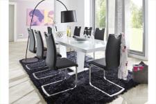 Jídelní židle PAMPA v interieru_obr. 2