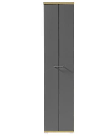 Šatní skříň PLUTO 30 60 RM 01_čelní pohled_obr. 5