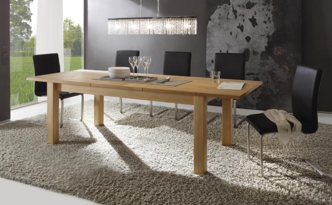 PONTO - jídelní stůl rozkládací