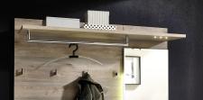 Předsíňový nábytek POWER_detail šatního panelu_obr. 7
