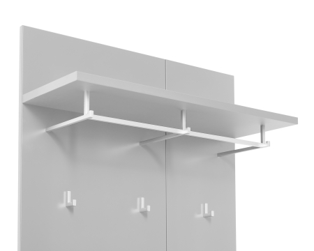 Šatní panel CONARO 30 A9 99 31_šikmý pohled_detail_obr. 20