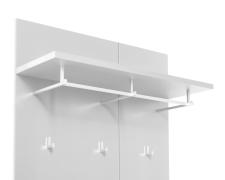 Šatní panel CONARO 30 A9 99 35_šikmý pohled_detail_obr. 28