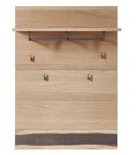 Šatní panel CROWN 65 K5 HH 40_čelní pohled_obr. 15