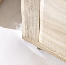 Předsíňový nábytek GIP_ detail přední plochy _obr. 5