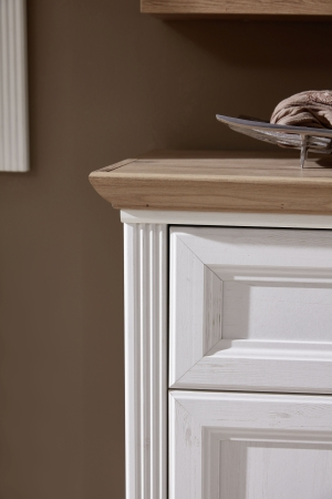Předsíňový nábytek JASPER_detail provedení horní desky_obr. 7