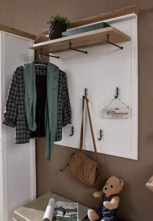 Předsíňový nábytek JASPER_detail šatního panelu_obr. 10