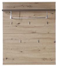 Závěsný šatní panel MIA 30 D4 HH 40_čelní pohled_ obr. 12