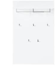 Předsíňový nábytek QUICK_ šatní panel 30 A8 WW 40 _  obr. 14