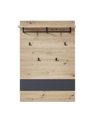 Předsíňový nábytek VANCOUVER_závěsný panel na šaty 40_obr. 18