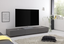 TV-element REX_anthrazit_3 zásuvky