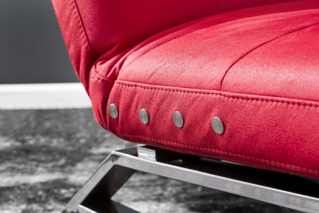 Relaxační lehátko RIMOLA MAXI s motorovým polohováním_detail dotykových ovladačů polohování_obr. 11