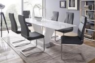 Jidelní židle SANDI I. + II. v interieru_obr. 1