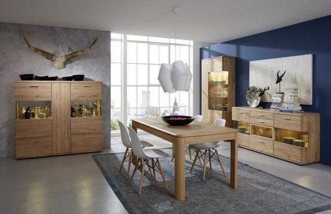 Obývací a jídelní sestavy SAVOY