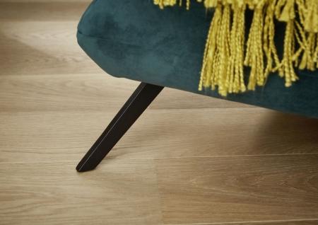 Longseat SUSSEX_detail varianty nohou_kovové černé matové