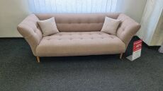 Sofa BAHAMA 2,5ALR _ látka Cosy sand_ foto prodejna_ obr. 1