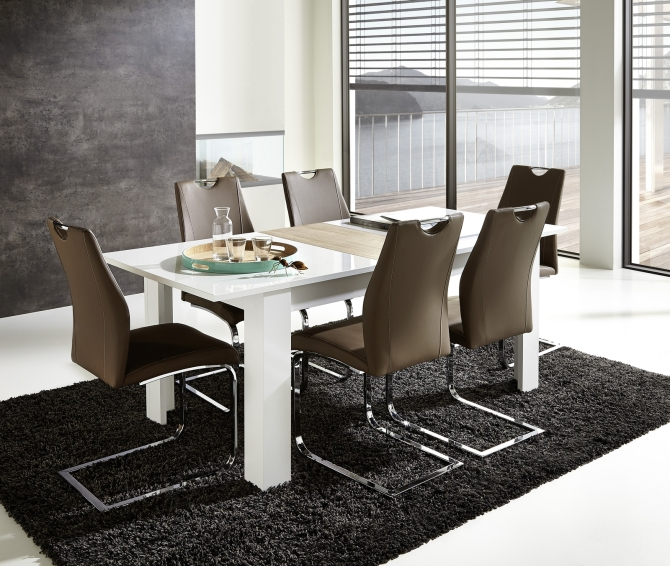 Jídelní stůl TABLE SERIE 2 WW