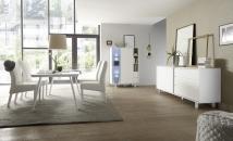 Obývací a jídelní nábytek TORINO_multikomoda_sideboard_jídelní stůl 180 cm, umělohmotné nohy_obr. 1
