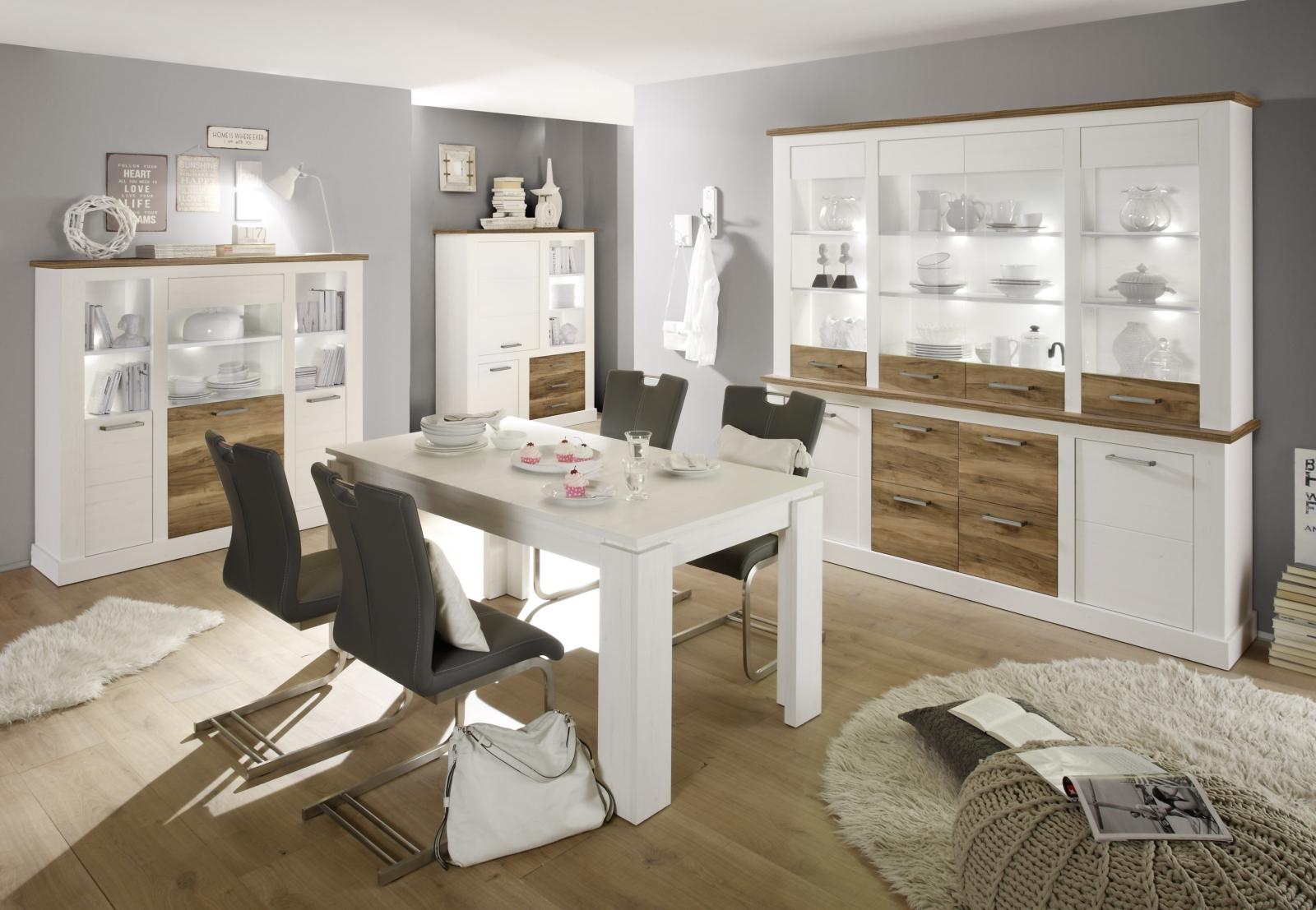 7893dc6e80362 Jídelní stůl rozkládací TORONTO - Moderní nábytek TORRIMEX