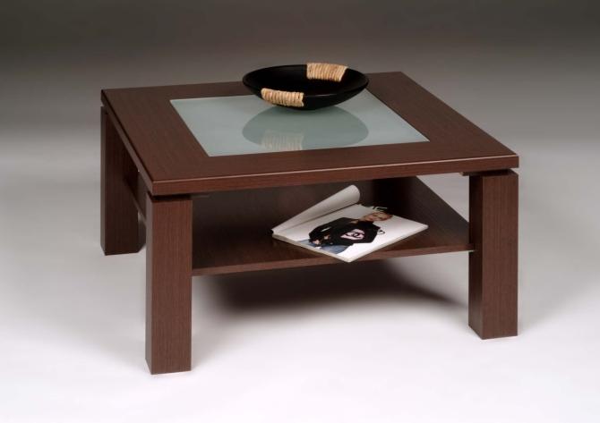 Konferenční stolek Treviso 409_čtvercová verze