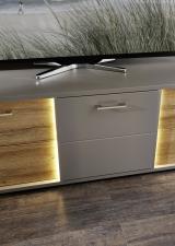 Obývací stěna VENTO_detail LED osvětlení_obr. 6