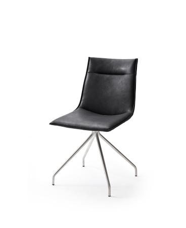 Jídelní židle VERONA_typ sedáku A 1 černá