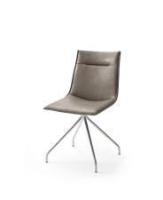 Jídelní židle VERONA_typ sedáku A 1 lanýž