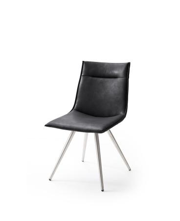 Jídelní židle VERONA_typ sedáku A 3 černá