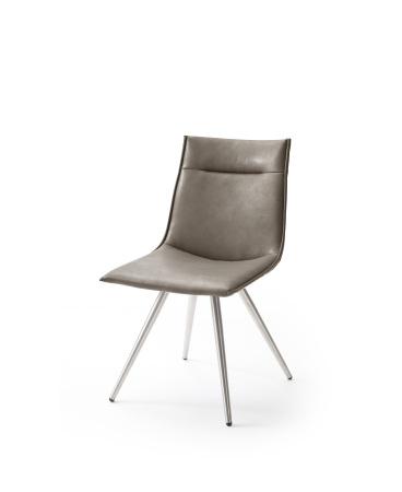 Jídelní židle VERONA_typ sedáku A 3 lanýž
