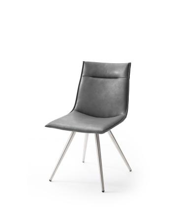 Jídelní židle VERONA_typ sedáku A 3 šedá