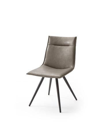 Jídelní židle VERONA_typ sedáku A 4 lanýž