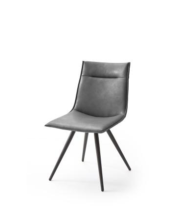 Jídelní židle VERONA_typ sedáku A 4 šedá