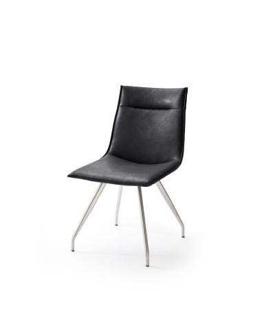 Jídelní židle VERONA_typ sedáku A 5 černá
