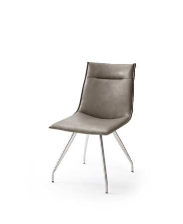 Jídelní židle VERONA_typ sedáku A 5 lanýž