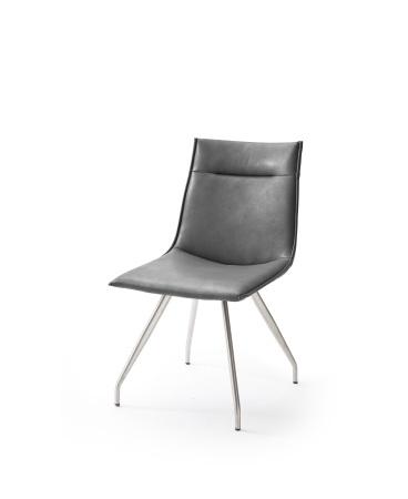 Jídelní židle VERONA_typ sedáku A 5 šedá